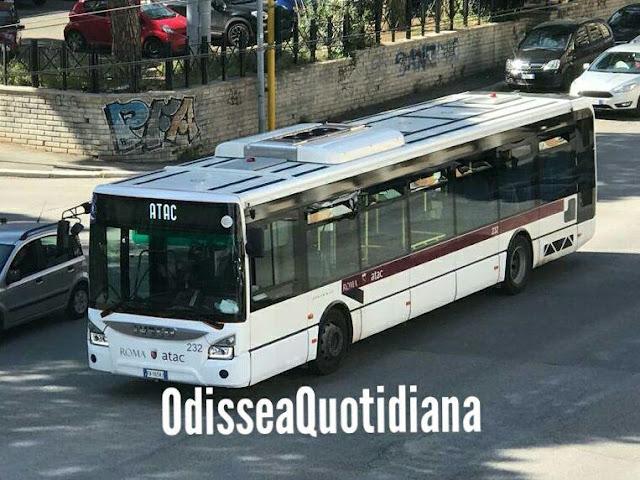 Agenzia Servizi Roma: +27% corse bus soppresse, 4380 al giorno