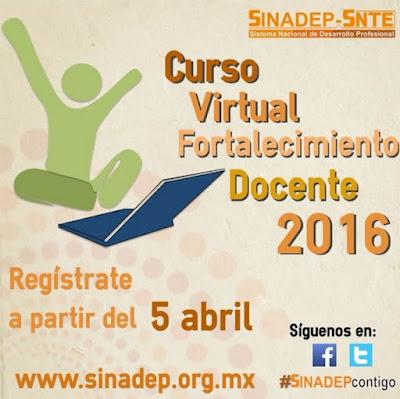 Curso virtual de fortalecimiento docente para nuevo for Curso concurso docente 2016