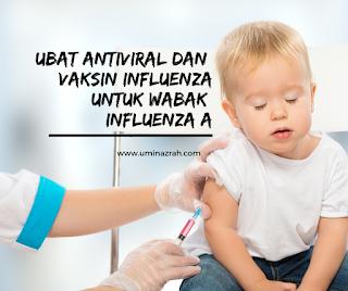 Ubat Antiviral dan Vaksin Influenza Untuk Wabak Influenza A