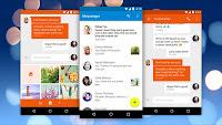 En iyi SMS ve MMS Mesajlaşma Uygulaması Google Messenger