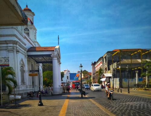 Kota Lama, Wisata Semarang yang Murah Meriah