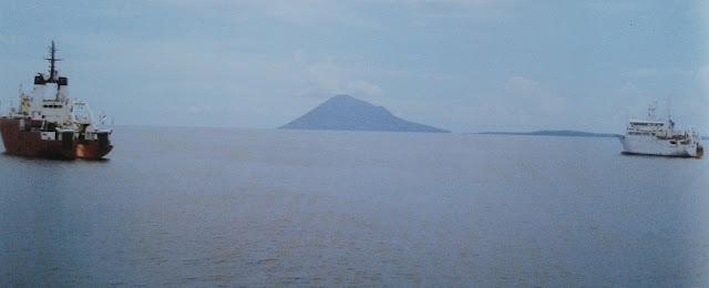 Tenggelamnya Pulau-Pulau Kecil Akibat Pemanasan Global