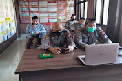 Tingkatkan Ketaqwaan, Polres Serang Ikuti Pengajian Rutin Bareng Kapolda Banten