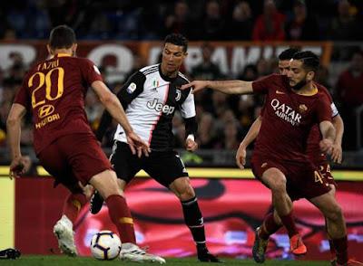 التشكيل الرسمي للفريقين لمواجهة يوفنتوس ضد روما