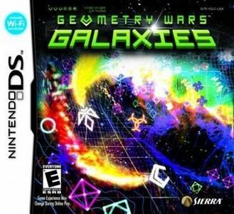 Rom Geometry Wars Galaxies NDS