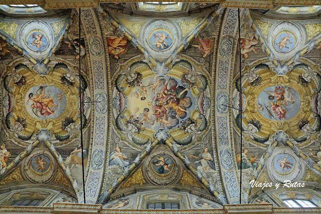 Iglesia de Santa Lucía de Parma