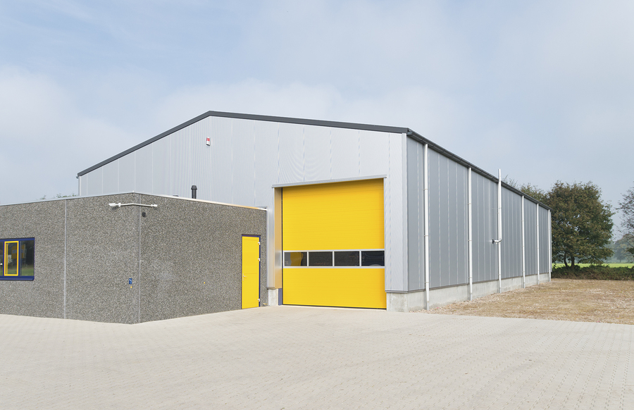 Buying an industrial shed