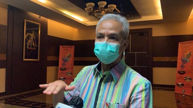 Ganjar Apresiasi Jokowi Yang Jengkel dan Singgung Dana Insentif Untuk Tenaga Medis