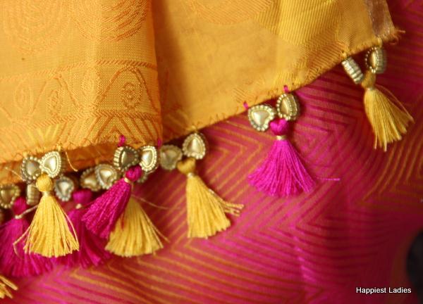 saree kuchu online service