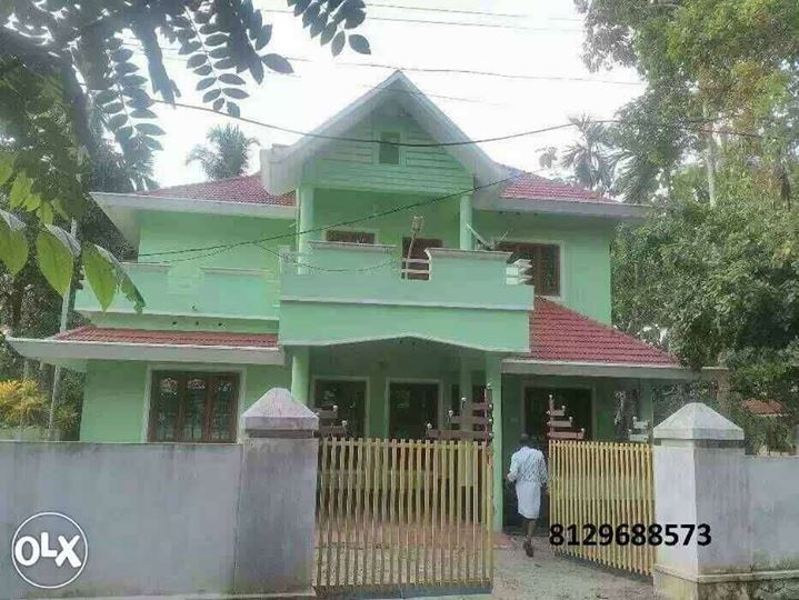 Fully Furnished 4bhk House For Sale at Karthikappally, Haripad, Kerala