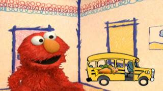 Sesame Street Elmo's World School
