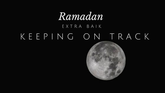 Mempersiapkan Ramadan Extra, Dari Bikin Planner Hingga Tips Belanja