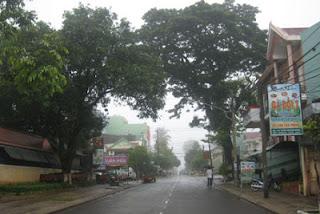 Những con đường Pleiku