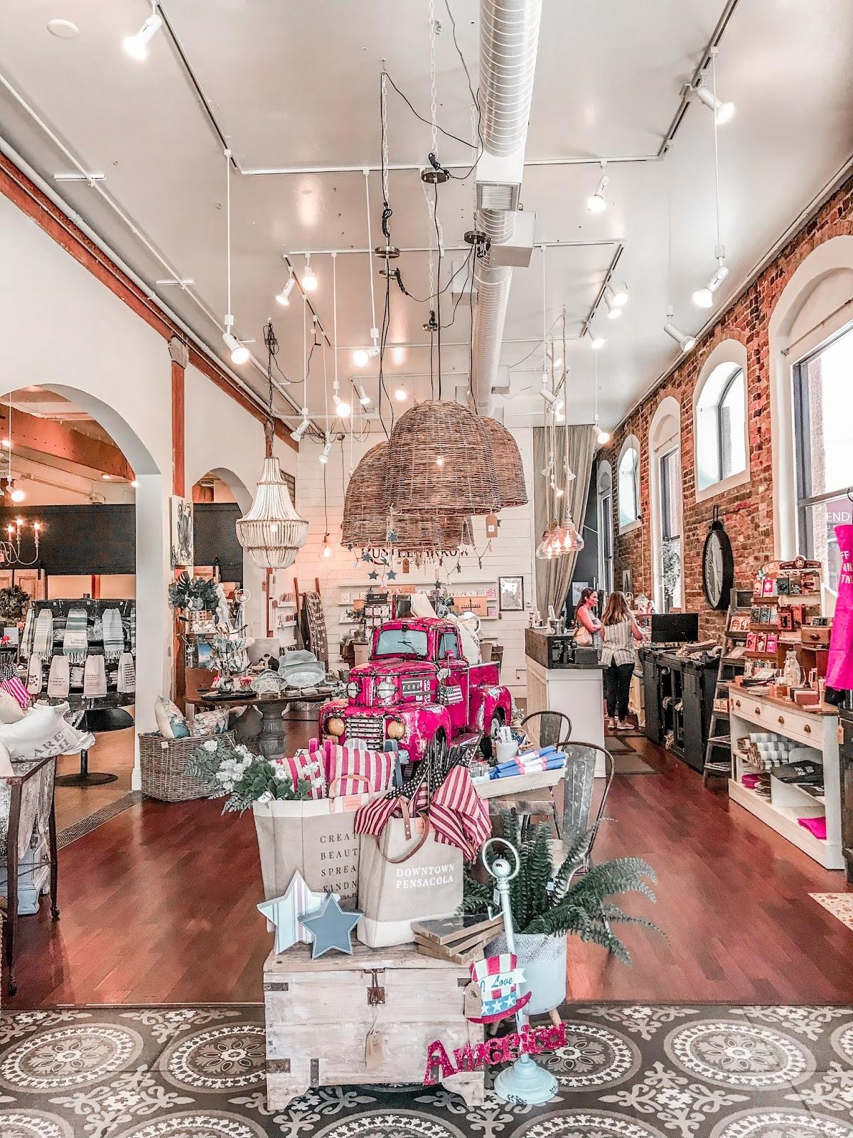 Downtown Pensacola Shop