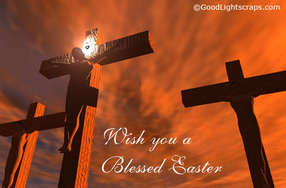 Wish You Blessed Easter