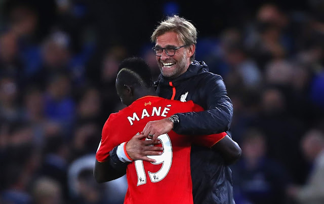 Jurgen Klopp replies Pep Guardiola - Sadio Mane is not a diver