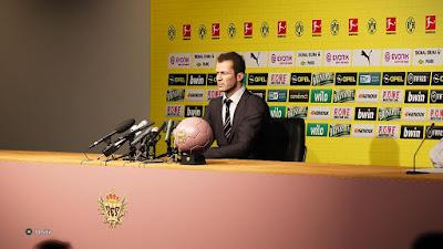 PES 2020 Press Room Borussia Dortmund by Ivankr Pulquero