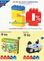 Logo Bennet : spendi & riprendi il 50% del valore speso sui giocattoli