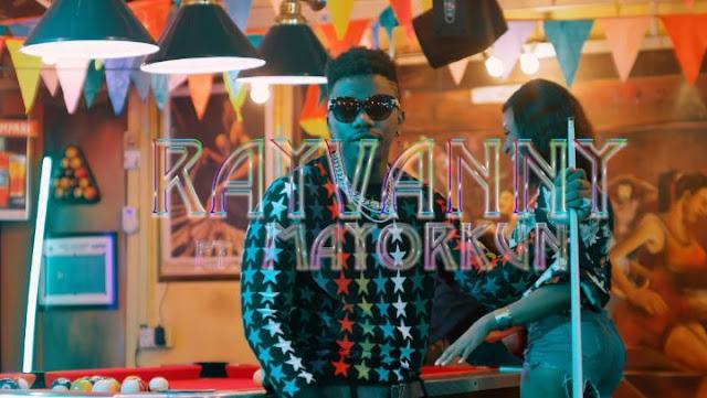 Rayvanny Ft. Mayorkun - Gimi Dat
