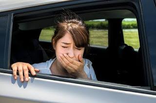 Motion Sickness Symptoms