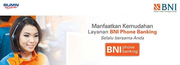 Apa Itu BNI Phone Banking?