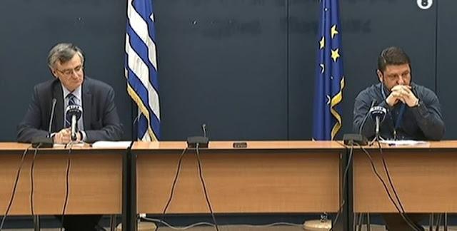 Στους 49 οι νεκροί στην Ελλάδα, στα 1.314 τα κρούσματα