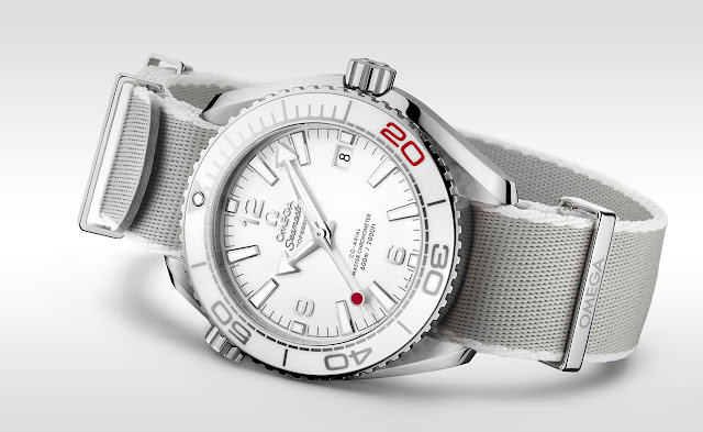 Omega Seamaster Planet Ocean Tokyo 2020 Limited Edition ref. 522.33.40.20.04.001