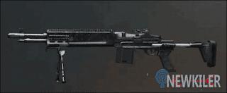MK14 Senjata Supply Drop PUBG Mobile