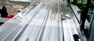 Spandek Transparan