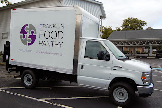 Attnention Potential Volunteers: New volunteer position at the Franklin Food Pantry