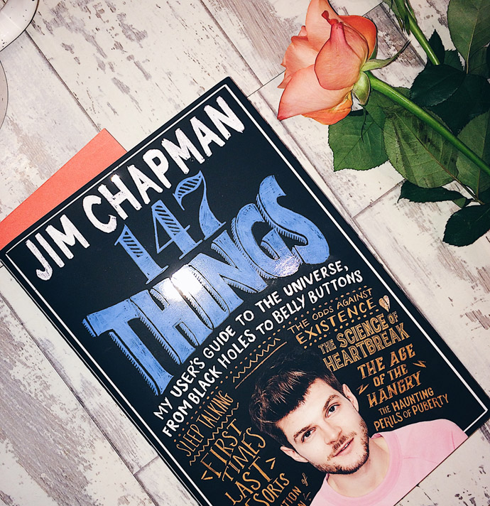147 Things by Jim Chapman (youtuber), front cover
