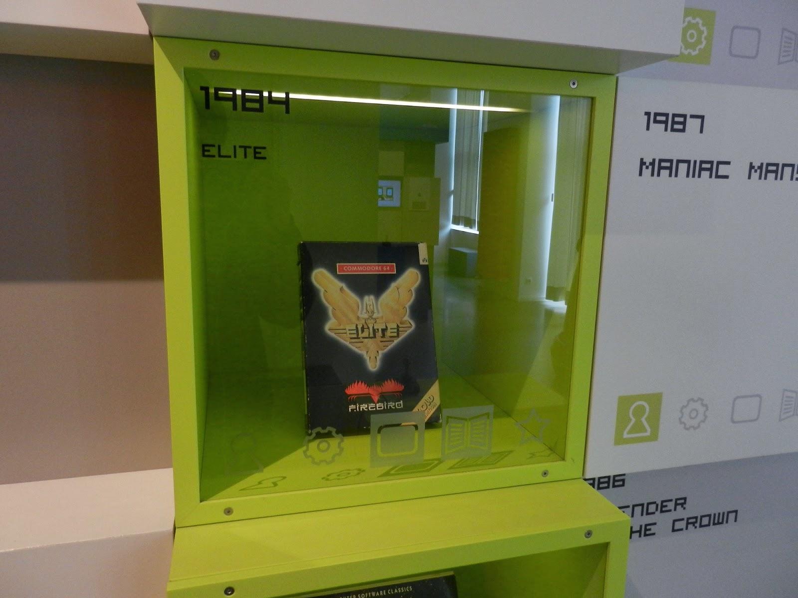 Visita al Computerspielemuseum (2ª parte)