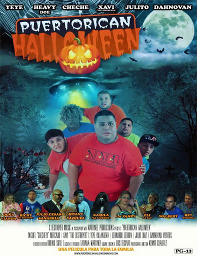 Ver Puertorican Halloween (2015) Online