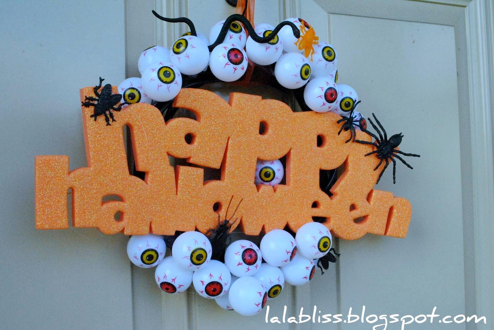 halloween wreaths ghosts trees and door decora must see