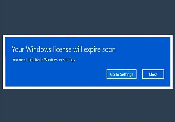 4 Langkah Gampang Atasi Windows 7, 8 Dan 10 Yang Expired (Masa Trial Sudah Habis)