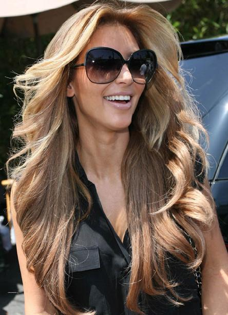 Dark hair with blonde highlights the best hair 2017 45 sunny and sophisticated brown with blonde highlight looks dark hair with blonde highlights pmusecretfo Choice Image