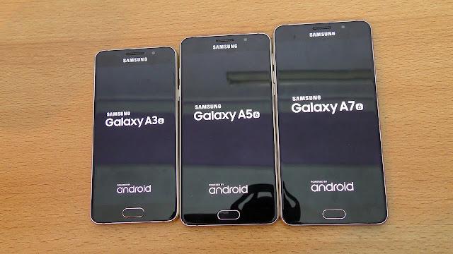 Xóa xác minh tài khoản Google cho Samsung A3, A5, A7 2016 trực tiếp trên Android 7 (Nougat)