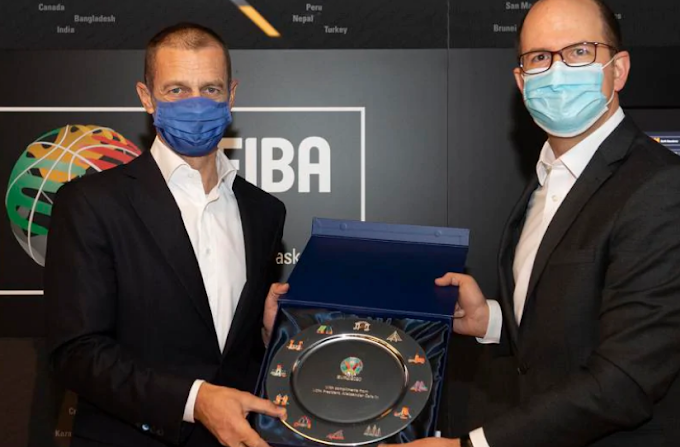 UEFA and FIBA share common values