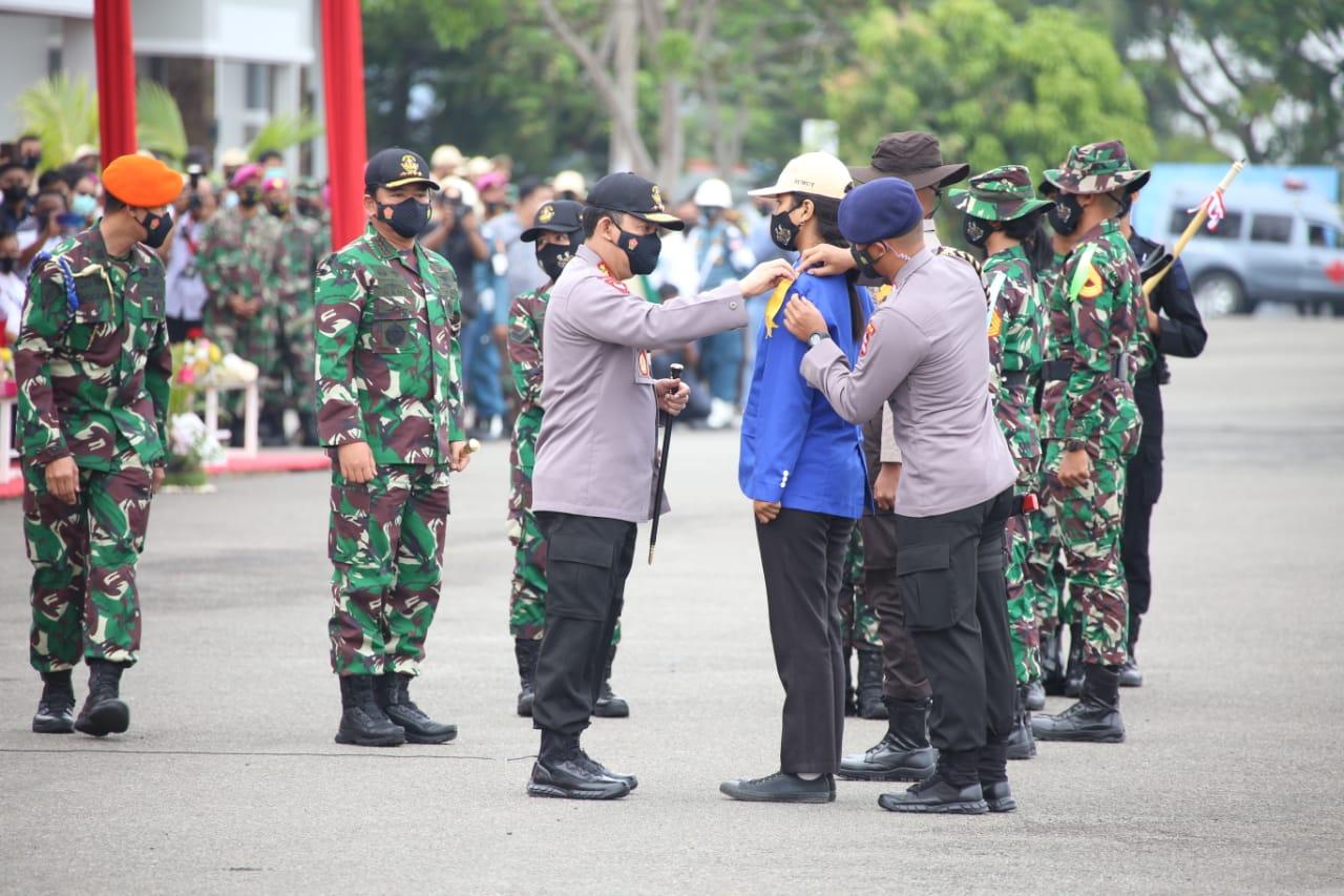 Panglima TNI Buka Latsitarda Nusantara Ke-41 di Medan