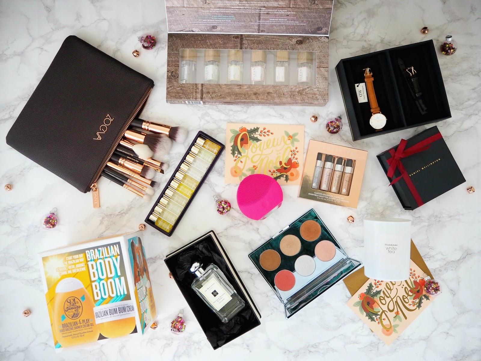 Christmas Gift Guide | The Luxury Edit | Jasmine Talks Beauty