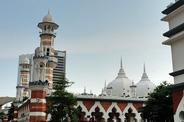 masjid jamek curitan aqalili
