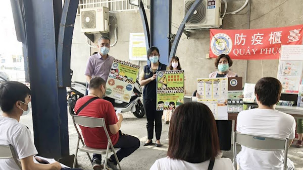 移民署彰化縣服務站攜手新住民團體 宣導防堵豬瘟政策
