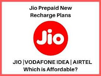 Jio Prepaid Recharge Plans: Reliance Jio`s tariffs hike by up to 40%