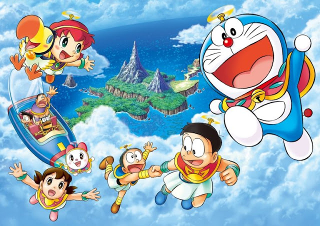 Doraemon HD Images