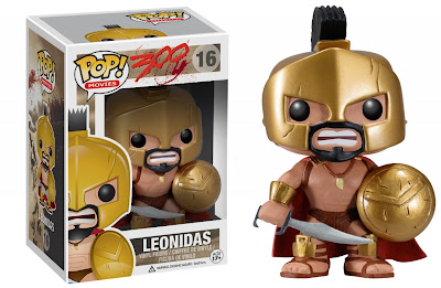 300 Pop! Movie Vinyl Figure by Funko - Leonidas