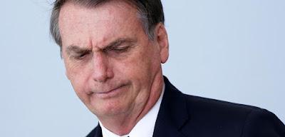 Ostentação, diálogo na base da mímica e declaração machista infeliz! O show de horrores de Bolsonaro no exterior