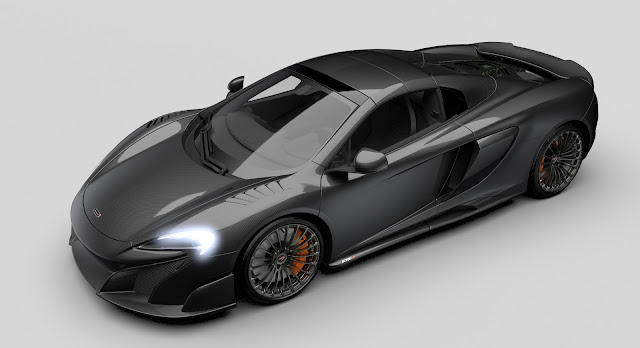 McLaren Limited Edition MSO Carbon Series LT