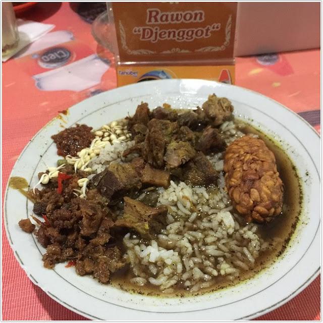 Rawon Jenggot;10 Top Kuliner Malang