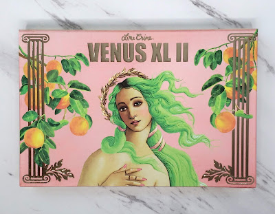 Review: Lime Crime Venus XL II Palette