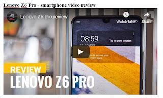 Lenovo Z6 Pro specifications